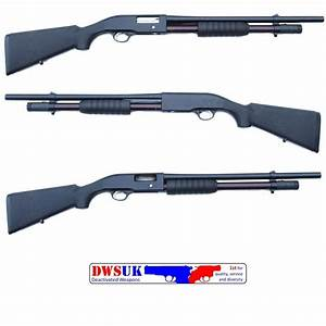 Musler 12 Pump Action Shotgun - DWSUK