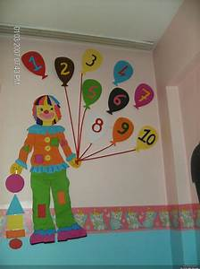 Prescholl wall decorations ? funnycrafts
