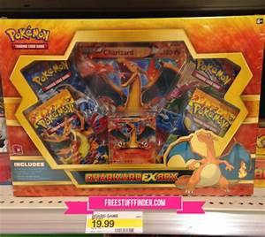hot 50 off pokemon charizard box cartwheel offer at tar