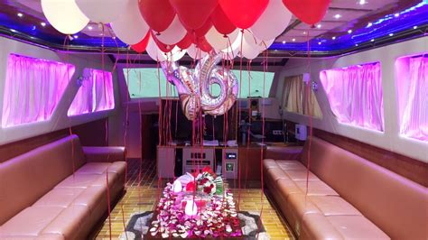 Hire Yacht For Birthday Party In Goa