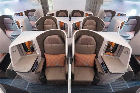 miles  fly singapores   business class