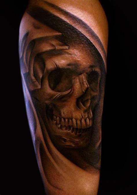 kleine totenkopf tattoos 53 designs f 252 r biomechanik freshouse