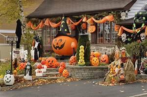 Decoration Halloween Maison : halloween quand tu nous tiens cyberpresse ~ Voncanada.com Idées de Décoration