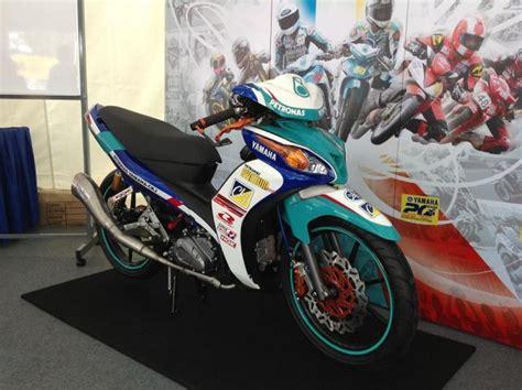 2014 yamaha lagenda 115z fuel injection race modified motomalaya