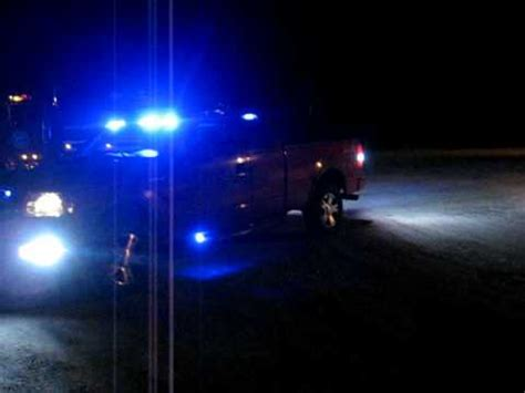 blue lights for firefighters ford f 150 firefighters blue lights