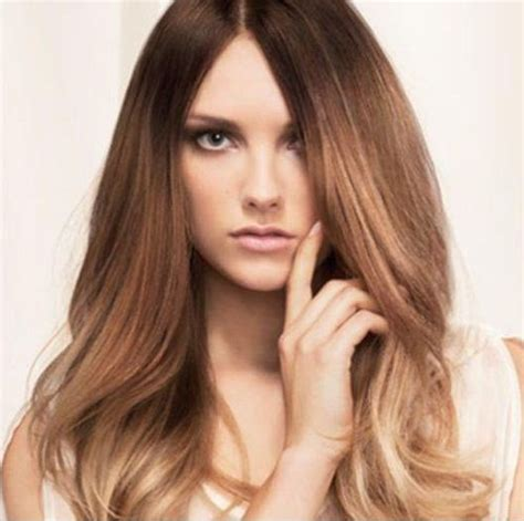 hair color dark to light natural light brown hair with highlights
