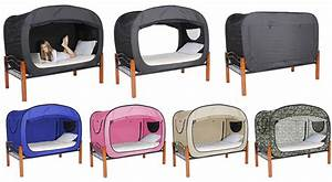 Privacy Pop Up Bed Tent & Share