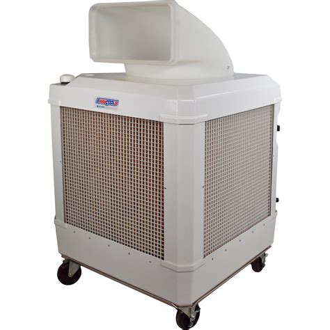 box fan sw cooler schaefer waycool portable evaporative cooler 1 hp model