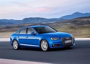 Dimensions Audi A4 : audi a4 specs photos 2016 2017 2018 autoevolution ~ Medecine-chirurgie-esthetiques.com Avis de Voitures