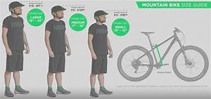 Our Ultimate Mountain Bike Size Merlin Cycles Bike