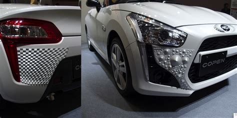 The Daihatsu Copen Roadster Is A Modular Car Featuring 3d