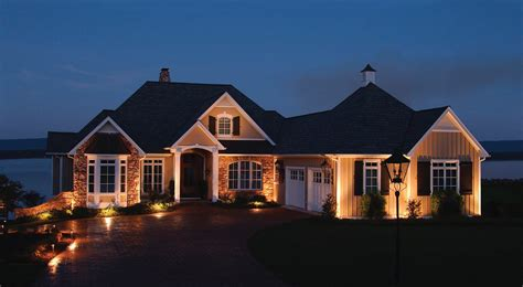 House Of Lights by Own The With Outdoor Led Lighting Outdoor Lighting