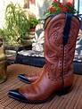 Vintage Olathe Pangolin Anteater Leather Cowboy Western ...