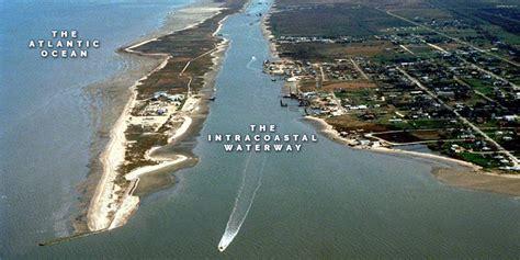 navigate  atlantic intracoastal waterway