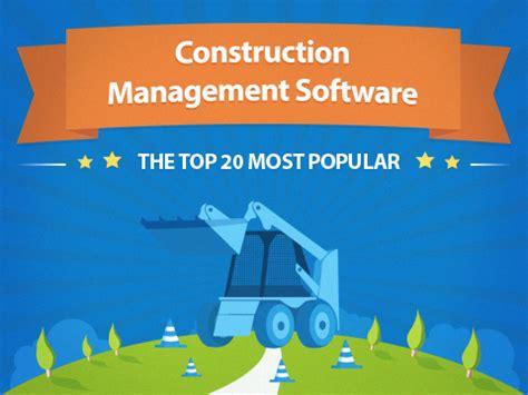 construction management software  reviews