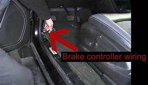 Installation And Recommendation Of Tekonsha Brake Controller On A 2015 Chevy Colorado Z71 4x4