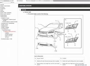 Lexus Ls460 Repair Manual 09  2015 Download