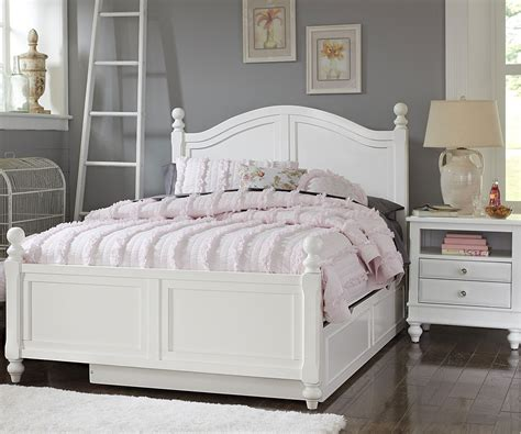 18362 white size trundle bed white bed size with trundle and small nightstand in