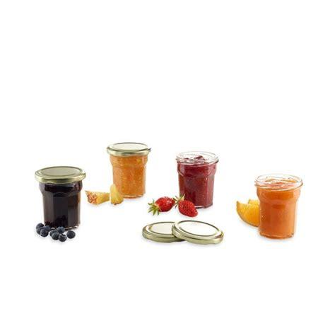 4 pots 224 confitures en verre avec couvercles et 233 tiquettes ard time bo 238 tes et accessoires de