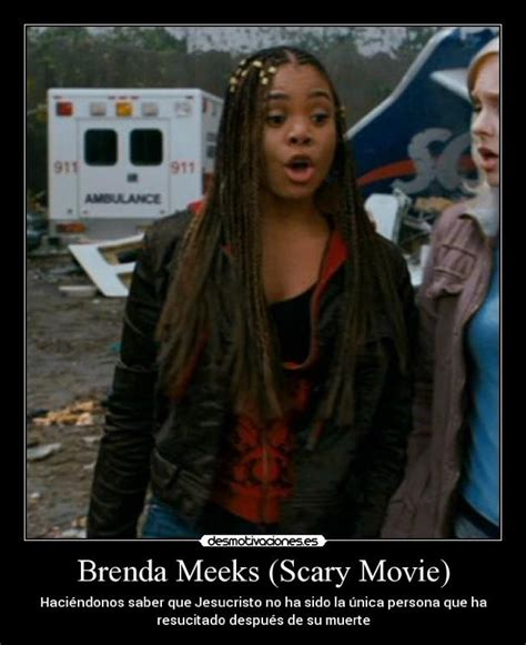 Funny Horror Movie Memes - brenda from scary movie funny quotes quotesgram