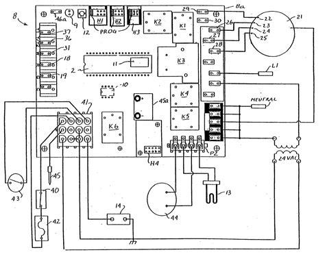 Wiring Diagram For Ga Furnace by Get Goodman Furnace Board Wiring Diagram Sle