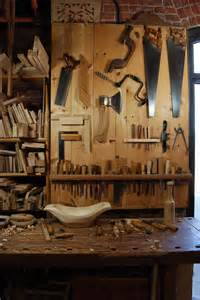 Woodworking Shop Tool Storage Ideas