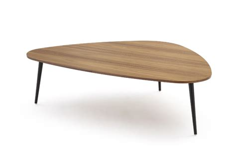 coedition table basse triangulaire soho