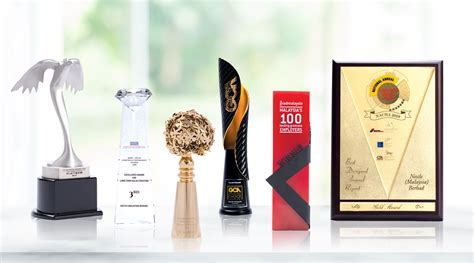 Awards and Achievements | Nestlé Malaysia