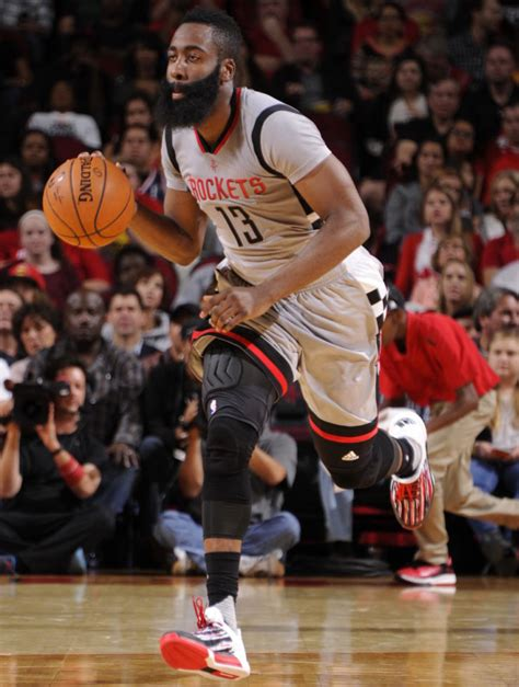 #SoleWatch: James Harden Wears a New adidas Crazylight ...