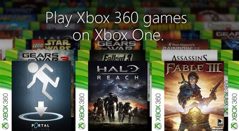 Microsoft Announces 16 New Xbox 360 Games For The Xbox One