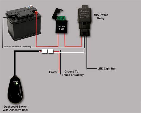 wiring led lightbar help a newbie patrol 4x4 nissan patrol