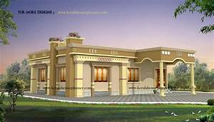 Kerala House Plans 1200 sq ft with Photos - KHP