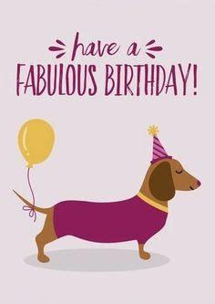 happy birthday dachshund images happy birthday