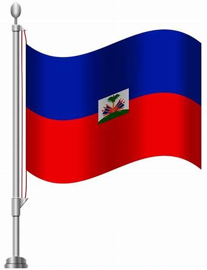 Flag Haiti Clip Haitian Clipart Web Flags