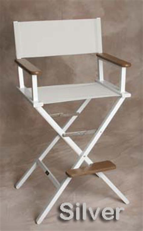 Aluminum Directors Chair Bar Height by Monterey Aluminum Bar Height Directors Chair By Sutton Bridge