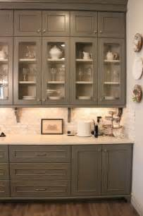 interior kitchen cabinets 30 gorgeous kitchen cabinets for an interior decor part 2 glass cabinets
