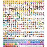Whatsapp Emoticons Emoji Transparent Icons Apple Smiley