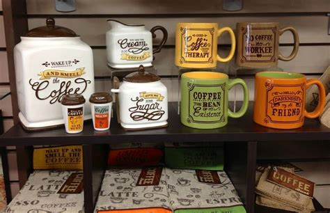 coffee themed kitchen canisters coffee themed kitchen decor ideas coffee theme