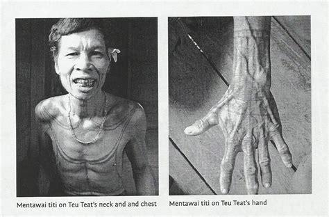 sejarah tato tertua  dunia  mentawai  lounge