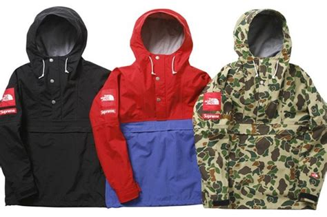 supreme   north face expedition pullover hypebeast