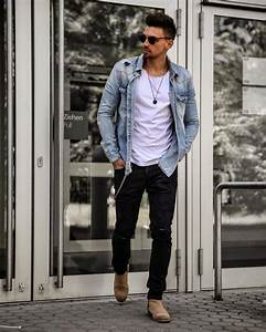 What To Wear With Black Jeans Male – 30 Outfit Ideas
