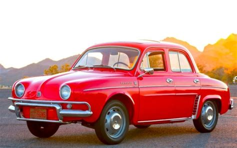 Renault Dauphine For Sale by Renault Dauphine For Sale Pictures