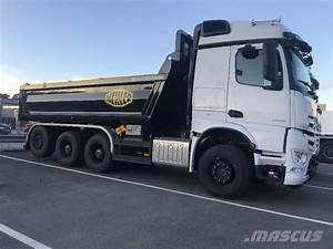Mercedes Benz Arocs : used mercedes benz arocs 3253lk dump trucks year 2018 ~ Jslefanu.com Haus und Dekorationen