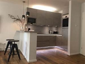 Küchen Modern Günstig : u k chen modern mit theke ~ Sanjose-hotels-ca.com Haus und Dekorationen