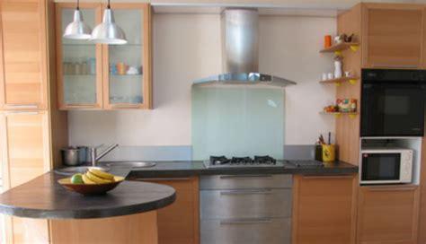 cuisine integre cuisine intégrée pourquoi choisir aménagement de cuisine