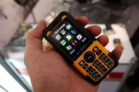 Sonim's Rugged Lm801 Phone Will Probably Outlast You