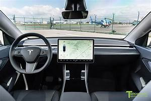Tesla Model 3/Y Carbon Fiber Dashboard – T Sportline - Tesla Model S, 3, X & Y Accessories