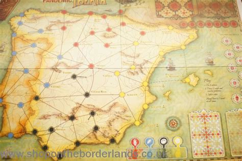 pandemic iberia limited collector s edition boxed board