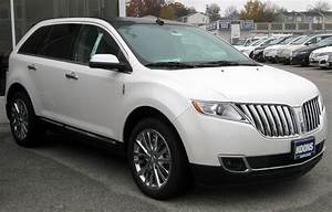 Lincoln Mkx 2007-2010 Service Repair Manual