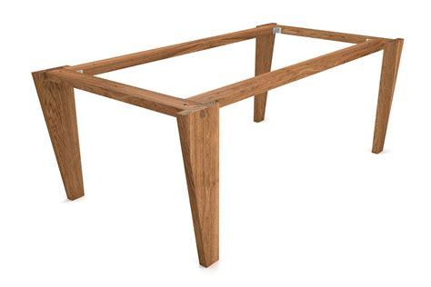 möbelfüße holz konisch tischbeine holz konisch tischgestell nach ma in holz und stahl wohnsektion tischbeine holz